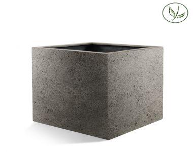Paris Cube 80 - Betongrau (80x80x80)