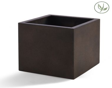 Paris Cube 50 - Rostfarbe (50x50x50)