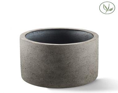 Paris Cylinder 80 - Betongrau (80x61)