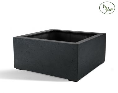 Paris Low Cube 100 - Anthrazit (100x100x60)