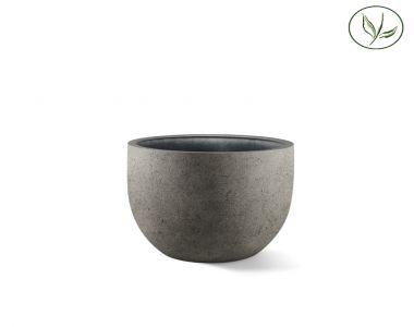 Paris New Egg Pot 80 - Betongrau (80x66)