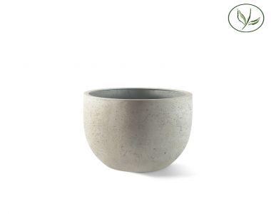 Paris New Egg Pot 80 - altes Weiss (80x66)